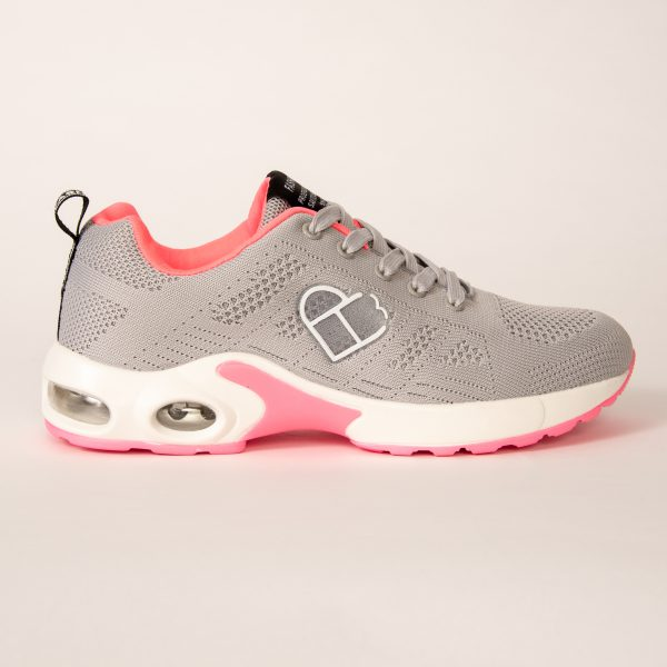 P&H Genes II – Women low top lace up sport running shoes