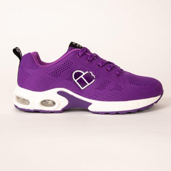 Genes II Running Shoes Purple